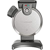 Deals on Cuisinart Vertical Waffle Maker Stainless Steel Refurb