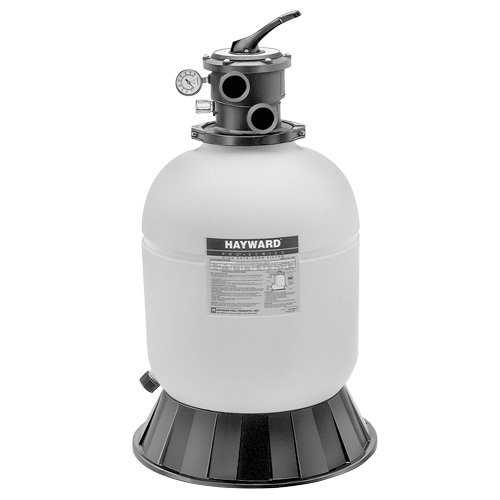 Hayward S210T ProSeries Sand Filter, 20-Inch, Top-Mount