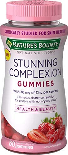 Natures Bounty Solutions Complexion Supplement product image