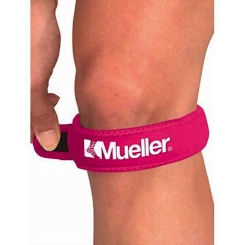 Mueller 997Jumper s Knee Strap, Pink rose