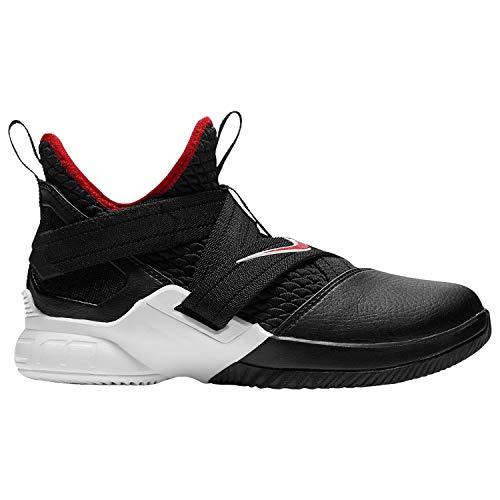 cdcd51af5703 Nike Lebron Soldier XII (GS) Boys Basketball-Shoes (6 M US Big Kid
