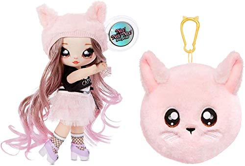 Na Na Na Surprise Doll 2in1, Series 2 – Katherine Whiskers (Kite)