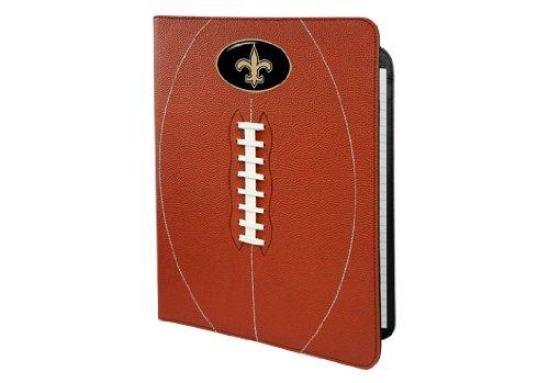 NFL New Orleans Saints Classic Football Portfolio-8.5x 11-Inch
