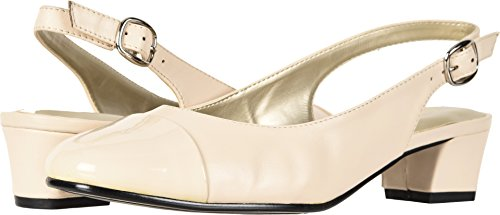(David Tate Women's Glorious Bone 10 M US)