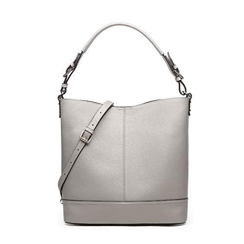 Lady Sac bandoulière Lychee bandoulière moyen à PU Gray modèle main à Sac bandoulière Sac sac sac à à x6wvCnpqZ
