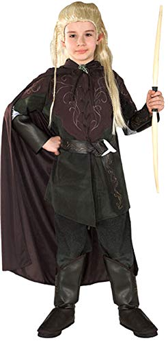 SALES4YA Boys Legolas Greenleaf Kids Costume Medium Boys Costume ()