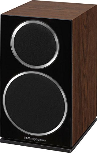 WHARFEDALE-DIAMOND-220-WALNUT-LOUDSPEAKER-LOUDSPEAKERS-2-WAY-WIRED-56-200