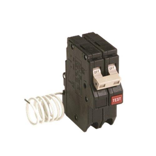Eaton CH250GF CH Series 2-pole GFCI Breaker, 3/4', 120 VAC, 50 AMPS 3/4 CECOMINOD060599