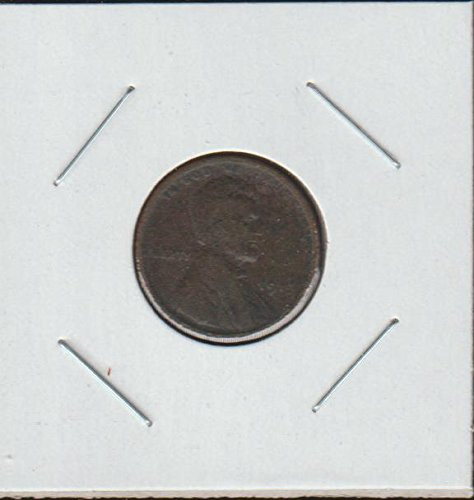 1919 S Lincoln Wheat (1909-1958) Penny Fine