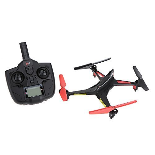 XK Alien X250 2.4G 4CH 6 Axis RC Quadcopter One Key to Roll/Headless Mode/One Key to Return