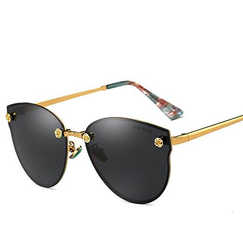 De Soleil Protection Lunettes Polarisées pour Lunettes UV Ski Sport B Pêche Le Alpinisme De HECHEN Unisexe Cyclisme 5pn0Un