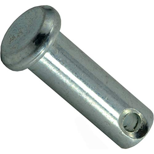 Hard-to-Find Fastener 014973472603 Single Hole Clevis Pins, 1/4 x 3/4, Piece-15