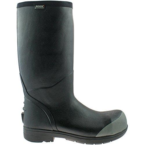 Mens Bogs Food Pro Alta con punta in acciaio sicurezza stivali stivali 71477CE taglia UK 6–13