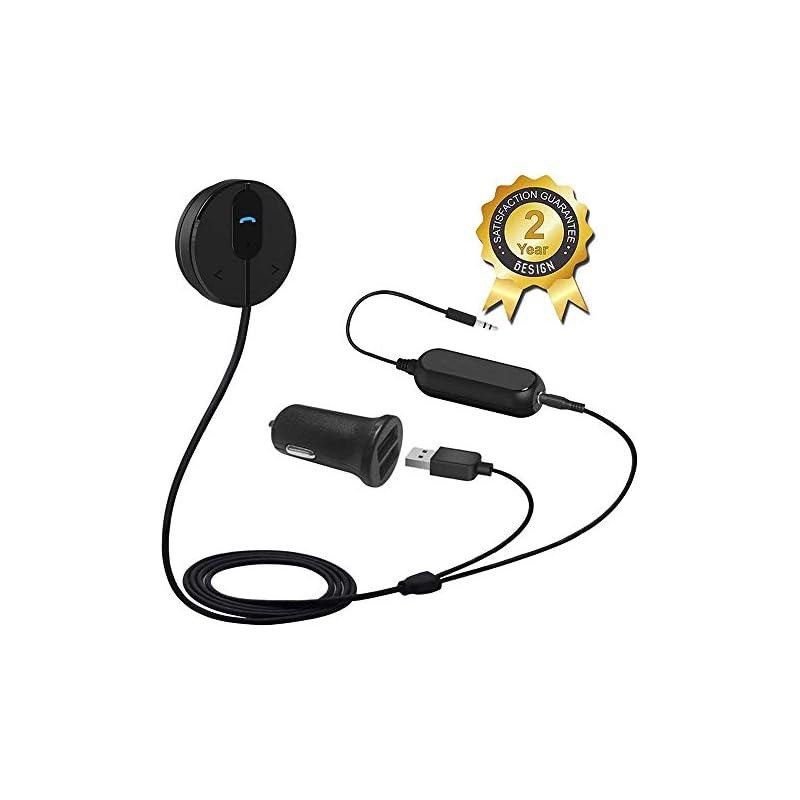 Besign BK01 Bluetooth 4.1 Car Kit Hands-