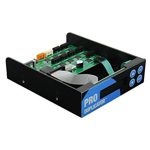 Produplicator 1-2-3-4-5-6-7 Blu-ray CD/ DVD/ BD SATA Duplicator Copier CONTROLLER + Cables, Screws & Manual