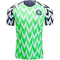 Nigeria Jersey Mens 2018 Russia World Cup Home Adult...