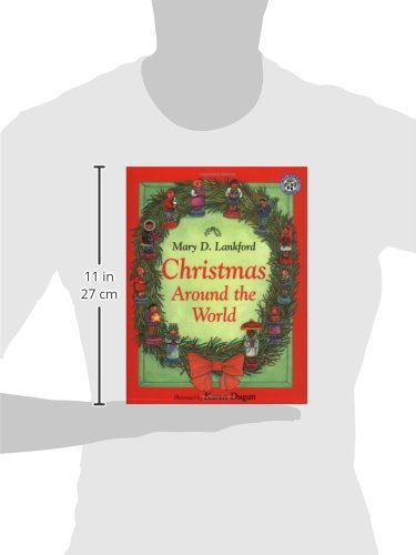 Christmas Around The World Import It All
