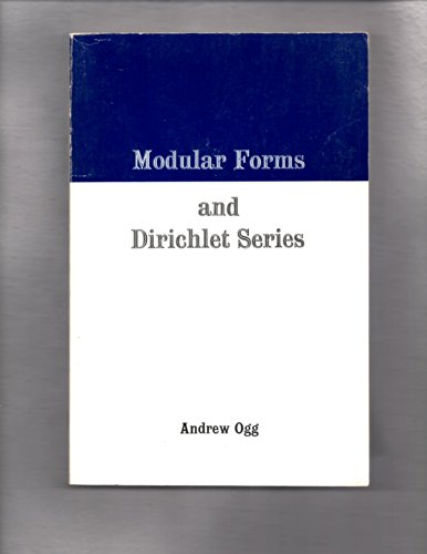 Modular forms and Dirichlet series (Mathematics lecture note series) ()