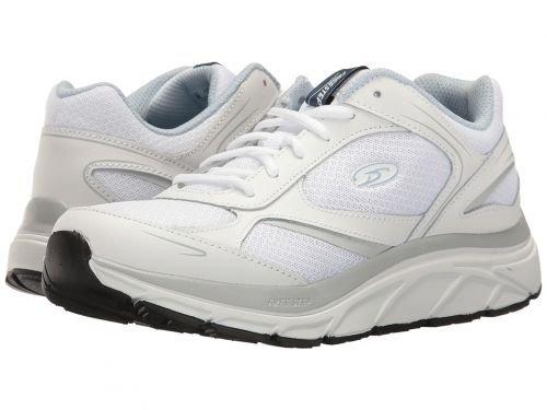 落胆したオズワルドステンレスDr. Scholl's(ドクターショール) レディース 女性用 シューズ 靴 スニーカー 運動靴 Freehand - White Action Leather [並行輸入品]