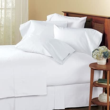 Philly Linens 400 Thread Count Egyptian Cotton Super Soft Extra Deep Pocket  Sheet Set