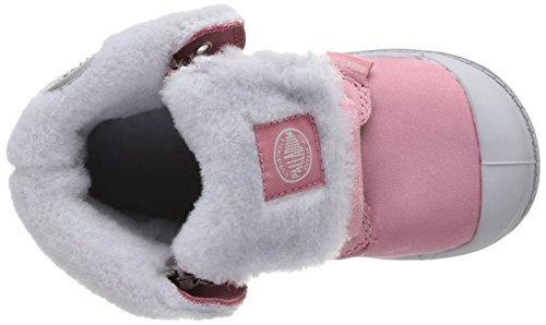Palladium Baggy Lea Bb, Jungen Babyschuhe Pink - Rose (630 Blush/Vapor)