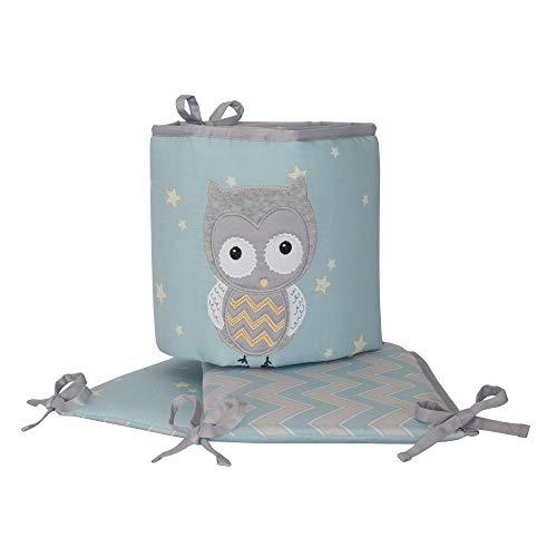 Lambs & Ivy Night Owl Happi by Dena Bumper