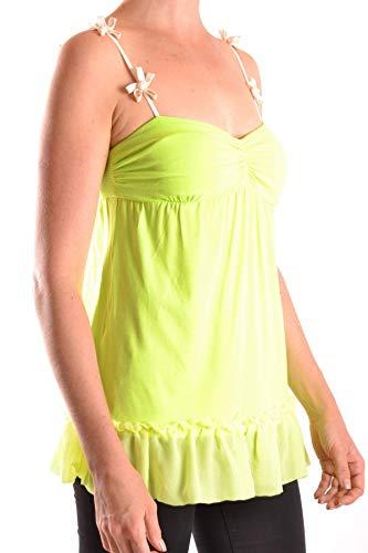 Viscosa Morello Frankie Donna Mcbi25202 Top Verde R0wI4