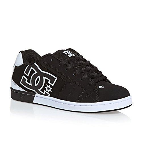 Sneaker SHOE uomo DC White SE Black NET M WAH Black wq6xAaX7