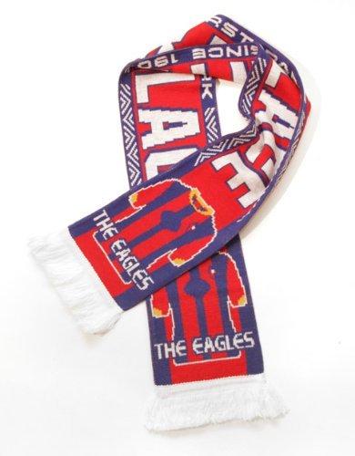 Crystal Palace   Fan Scarf   Premium Acrylic Knit ()