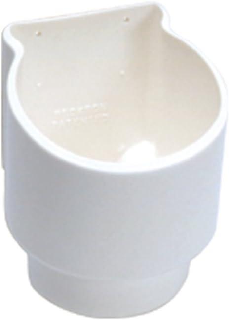 Beckson Soft-Mate Insulated Beverage Holder - White (46463)