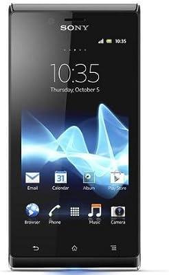 Sony Xperia J - Smartphone libre Android (pantalla táctil de 4