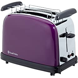 Russell Hobbs 14963-56 Tostapane Colours Purple Passion, Viola