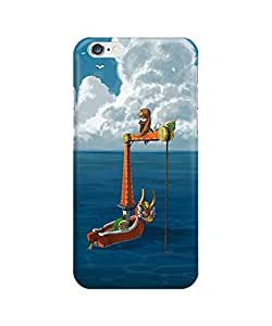 """the legend of zelda the wind waker ?custom iphone 6 Plus 5.5 inches case,durable iphone 6 Plus hard full wrap back case cover for iphone 6 Plus 5.5"""""""