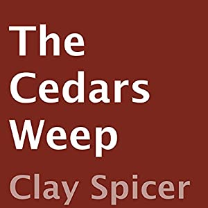 The Cedars Weep Audiobook