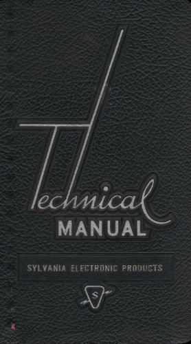 Technical Manual Sylvania Electronic Products