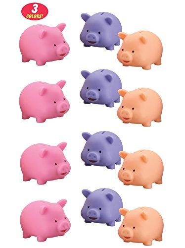 Piggy Bank Party Favor Bundle