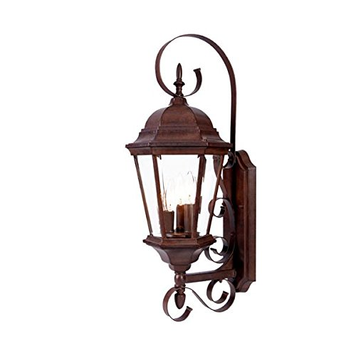 Traditional Wall Mount Outdoor Lighting in US - 8