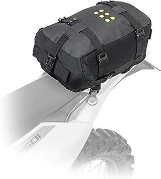 Kriega Hecktasche Motorrad Motorradtasche Gepäcktasche Adventure Pack Os 12 Wasserdicht 12 Liter Unisex Multipurpose Ganzjährig Polyamid Schwarz Kriega Luggage Auto