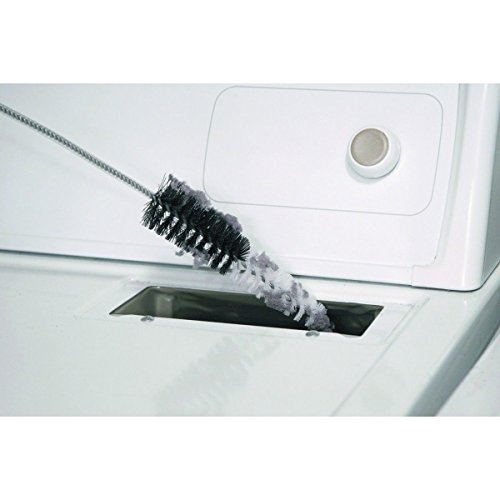 clothes dryer lint vent trap cleaner brush import it all. Black Bedroom Furniture Sets. Home Design Ideas