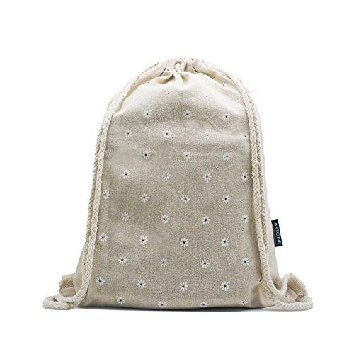 Artone Drawstring Daypack Portable Backpack