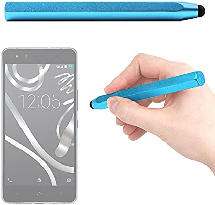 DURAGADGET Lápiz Stylus para Smartphone BQ Aquaris X5 Plus / E4 ...
