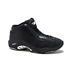 AND1 Mens Tai Chi Basketball Shoe 7.5 Yellow