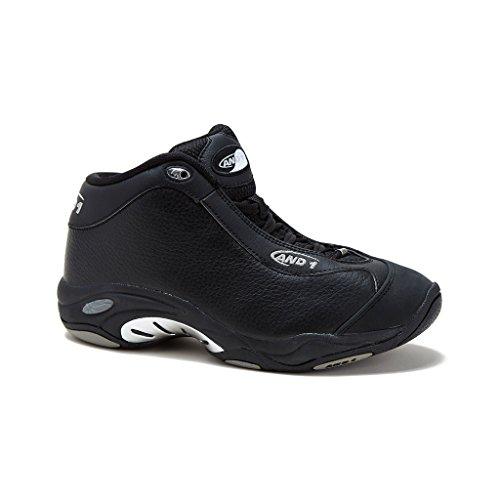 AND1 Mens Tai Chi Basketball Shoe