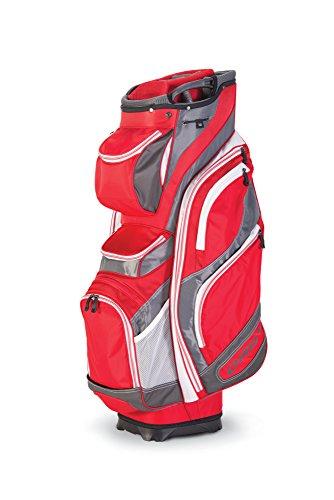 Cart Cooler Golf Callaway (Callaway Golf Org 14 Cart Bag L Golf Bag Cart 2017 Org 14L Red)