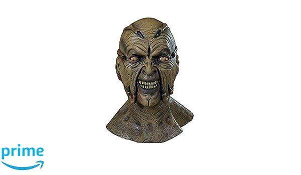 Trick or Treat Studios Máscara The Creeper Jeepers Creepers: Amazon.es: Juguetes y juegos