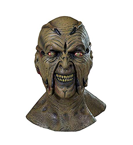 Trick or Treat Studios Jeepers Creeper Movie Quality Face Mask for Halloween