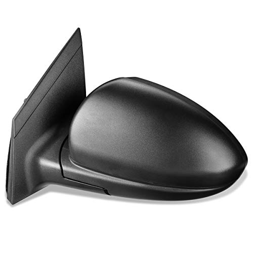 GM1320419 OE Style Manual Driver/Left Side View Door Mirror for Chevy Cruze Limited - Side Cruze Mirror View
