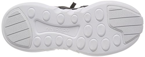 adidas EQT Support ADV J, Zapatillas de Deporte Unisex Adulto Negro (Negbas/Negbas/Ftwbla 000)