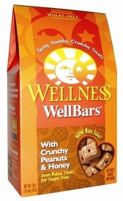 WELLPET, LLC - WELLBAR PEANUT & HONEY TREATS 20 OZ