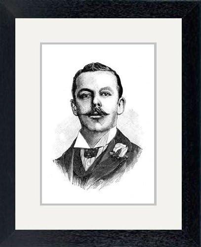 Cuadro de Harry John Lawson, la bicicleta de seguridad de un ...